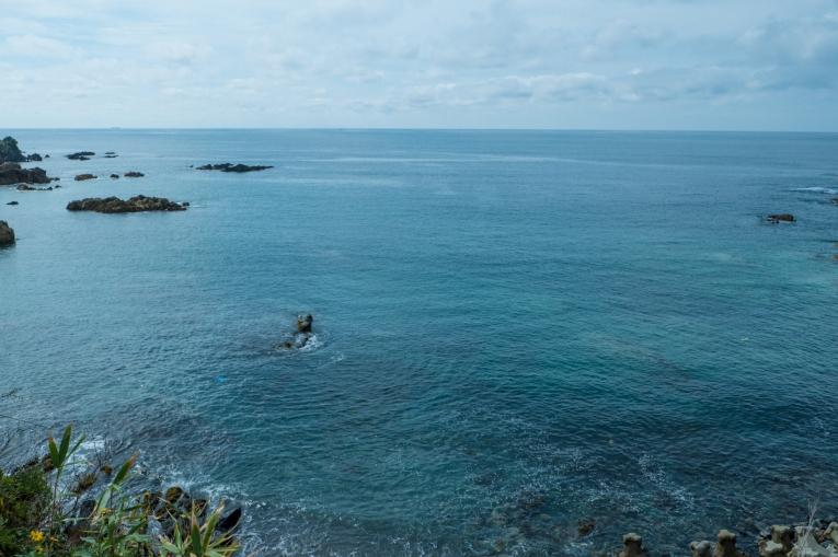 田代島観光に便利な離島の宿「潮美荘」の網地島の紹介