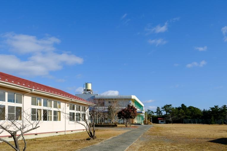 田代島観光に便利な離島の宿「潮美荘」の島の楽校の紹介