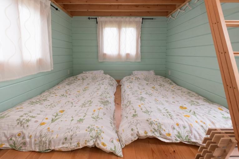 田代島観光に便利な離島の宿「潮美荘」の施設案内のお部屋案内
